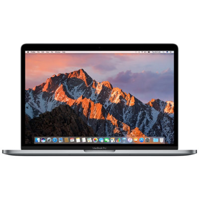 MacBook Pro 13 med Touch Bar 2018 (space gray)